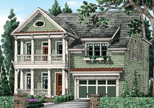 Melissa House Plan