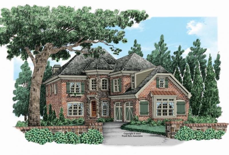 Alderwood House Plan