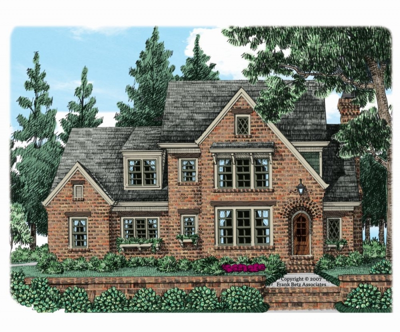 Abberly House Plan