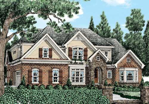 Appleton Chase (b) House Plan
