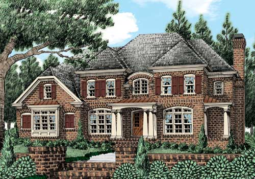 Deerwood (b) House Plan