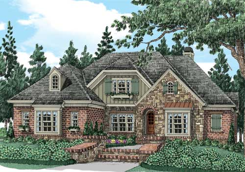 Glenmore (c) House Plan
