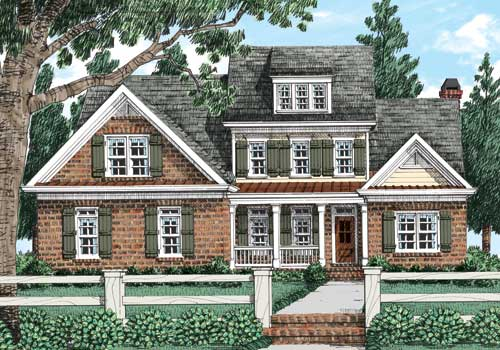 Graceton (a) House Plan