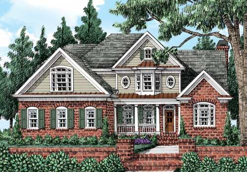 Graceton (b) House Plan