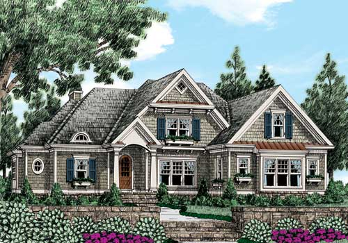 Graystone Park (b) House Plan