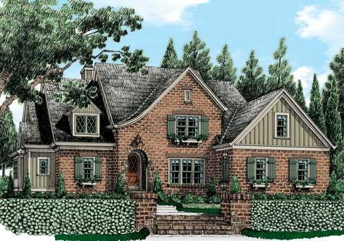 Graystone Park (c) House Plan