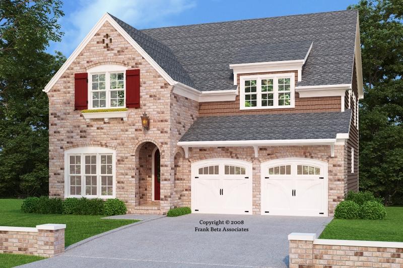 Leclaire House Plan