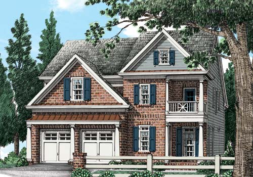 Parkside Manor House Plan