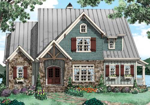 Bitteroot House Plan