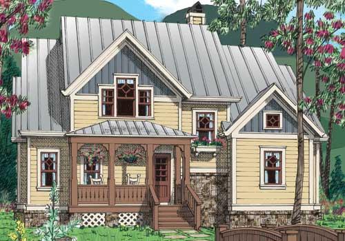 Catskill House Plan