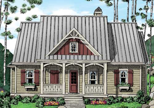 Boulder Summit House Plan