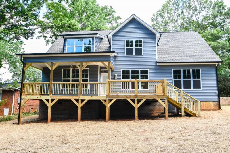 Cedar Shoals House Plan Photo