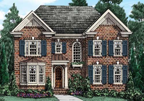Camellia House Plan