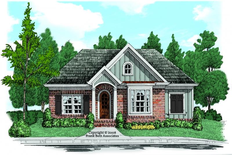 Forsythia House Plan