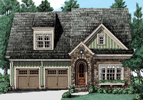 Gardenia House Plan Elevation