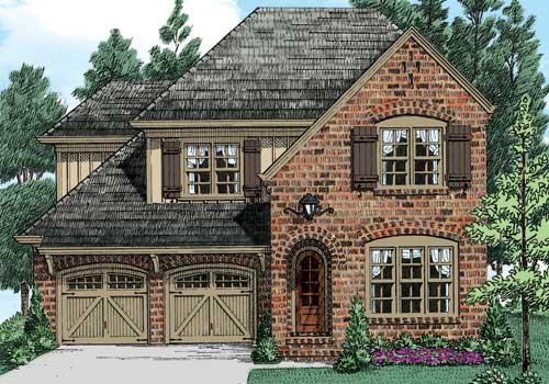 Oleander House Plan