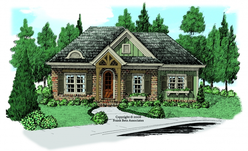 White Oak House Plan