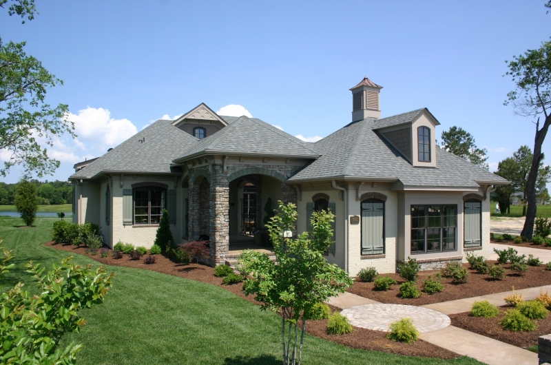 Falkirk Ridge House Plan Photo