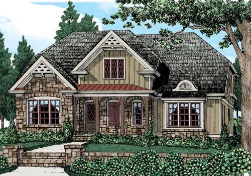 Aldwych House Plan Elevation