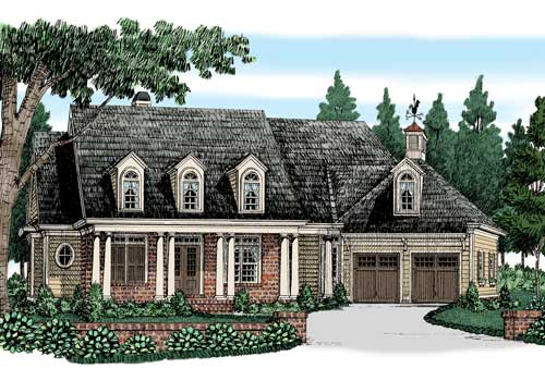Blackburn Ridge House Plan