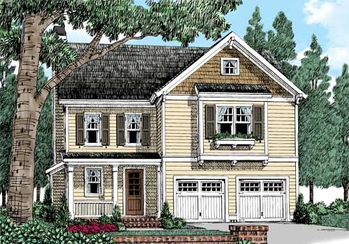 Spring Hollow House Plan