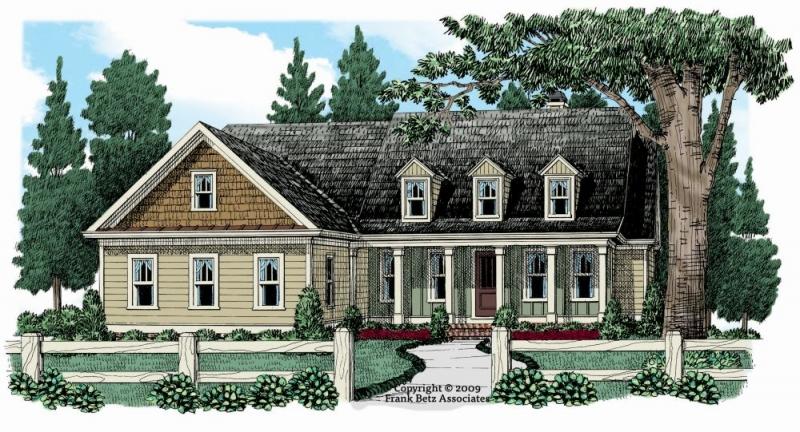 Bradley House Plan