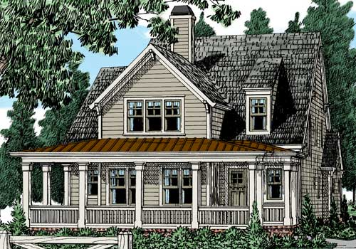 Dogwood Creek House Plan