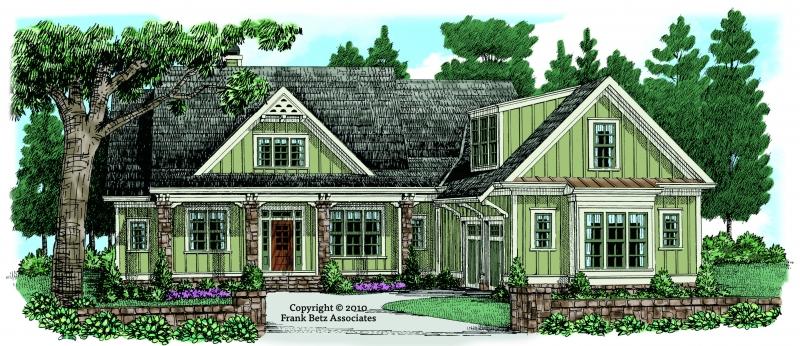 Highland Cottage House Plan
