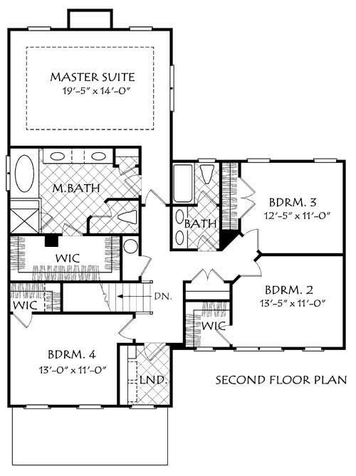 Liberty Park House Plan