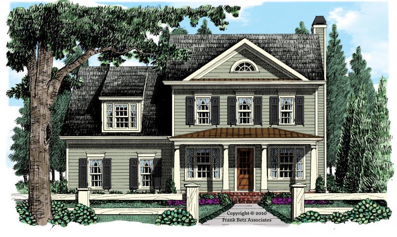 Miller Park House Plan