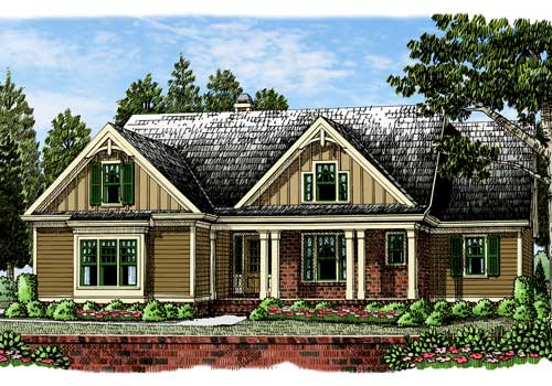 Mckinley House Plan