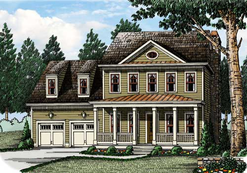 Essington House Plan