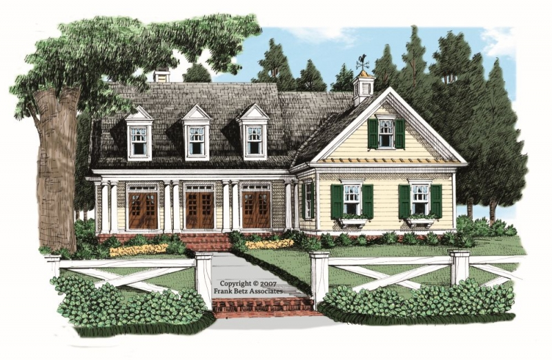 Clearwater Pointe (b) House Plan