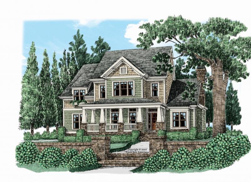 Barnsley Mill (b) House Plan