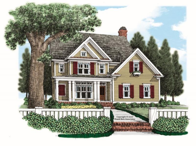 Cobblestone Glen (a) House Plan