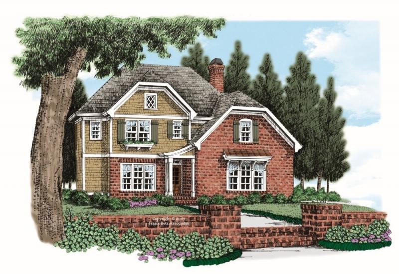 Cobblestone Glen (b) House Plan