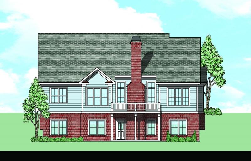 Shoal Creek (b) House Plan