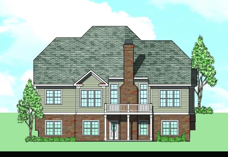 Shoal Creek (c) House Plan