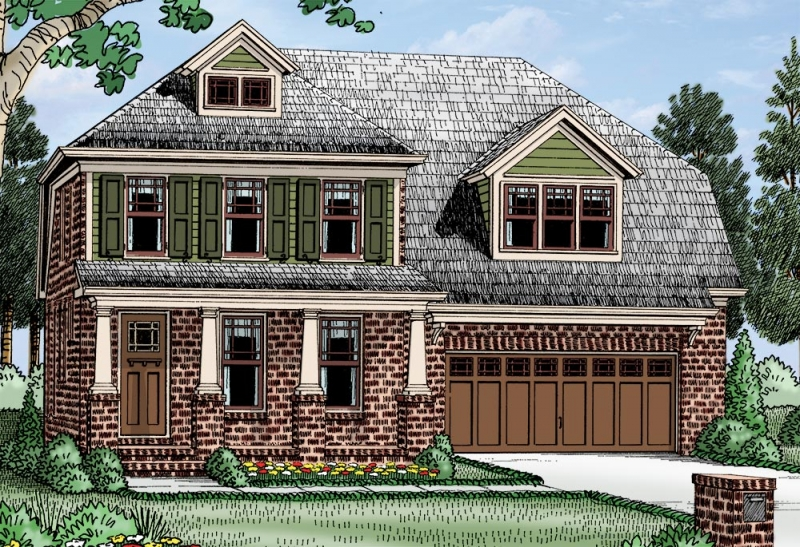 Liberty Grove House Plan