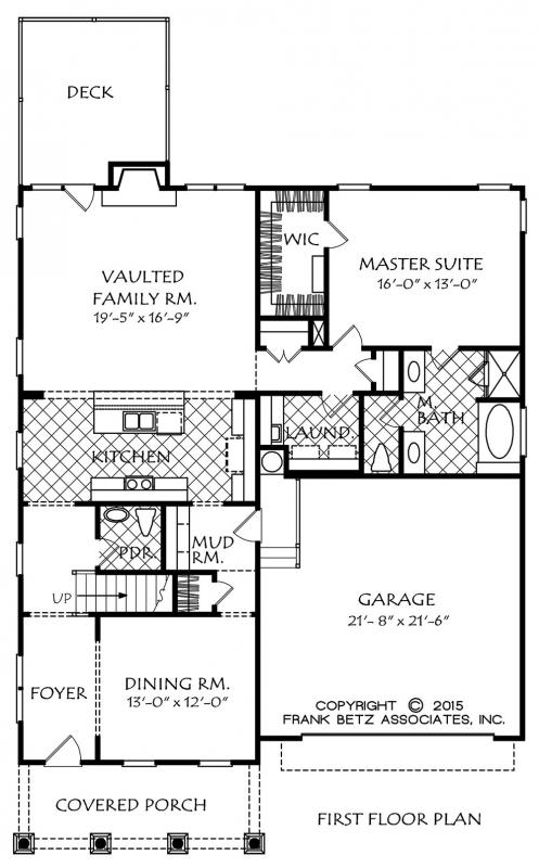 Liberty Grove House Plan