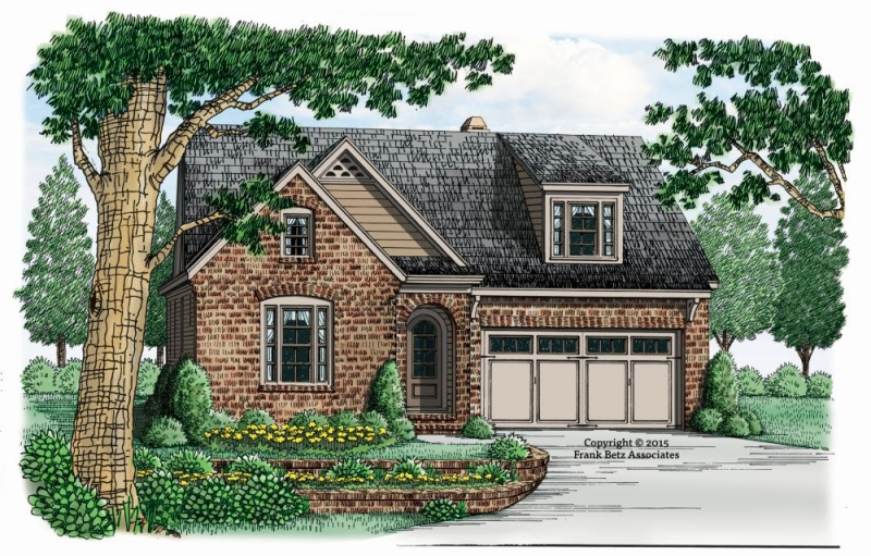 Cumberland Ridge House Plan