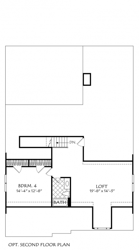 Cumberland Ridge House Plan