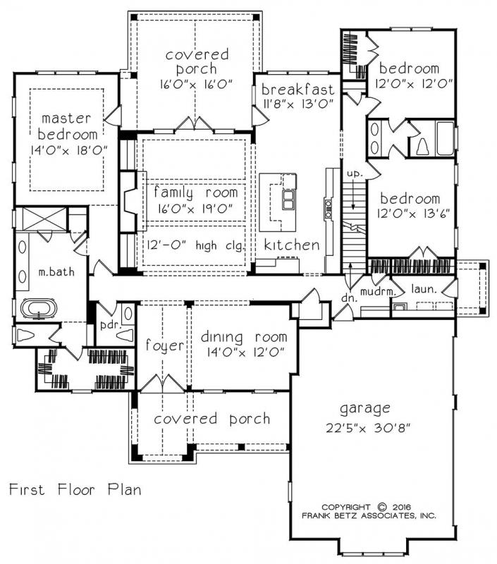 Glenella Springs House Plan