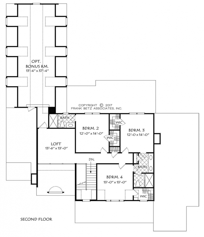 Tuxedo Park House Plan
