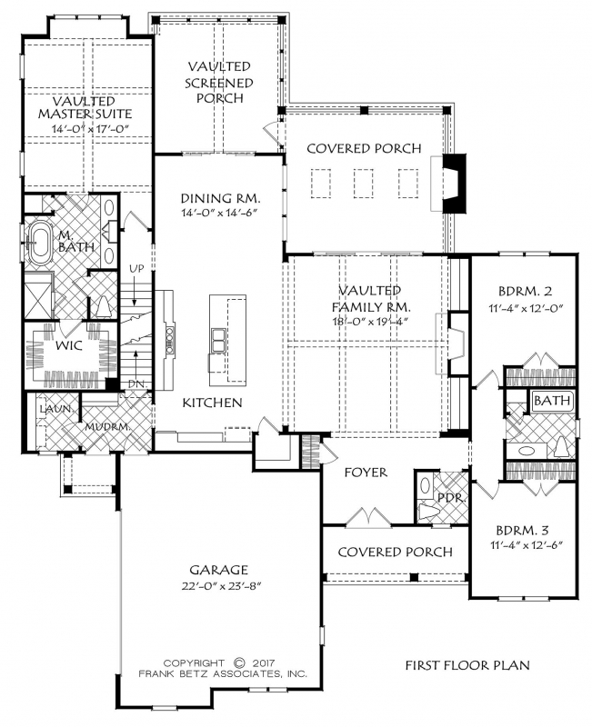 Hickory Flat House Plan