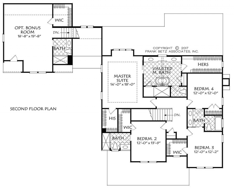Seneca Falls House Plan