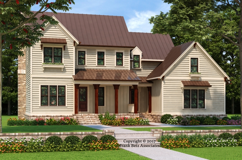 Holston Ridge House Plan