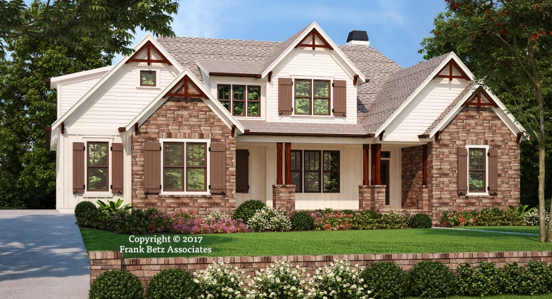 Mahogany Springs House Plan
