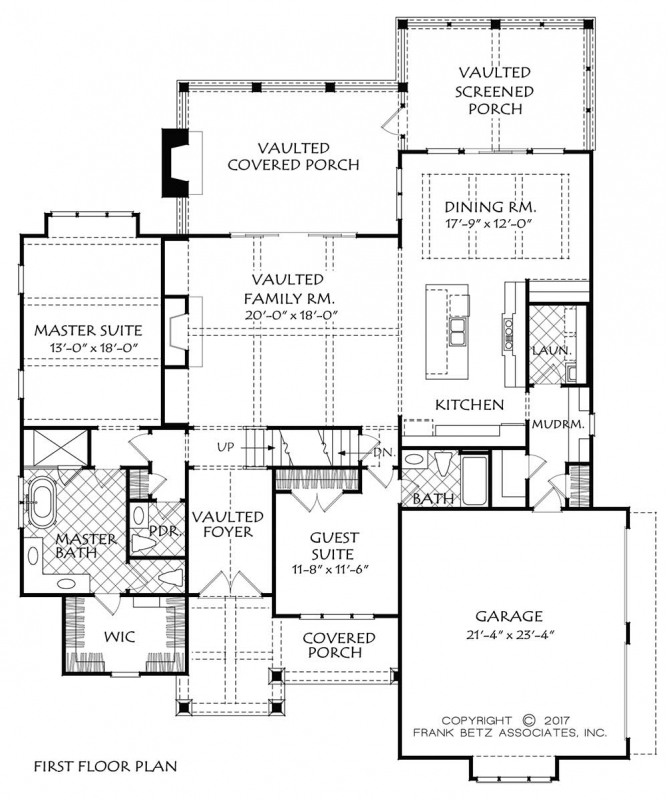 Embry Hills House Plan