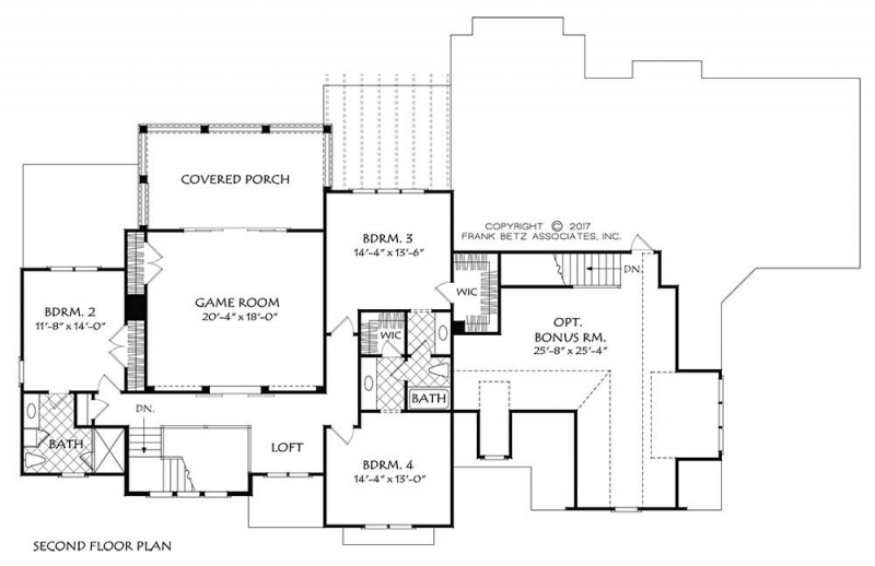 Settlers Ridge House Plan